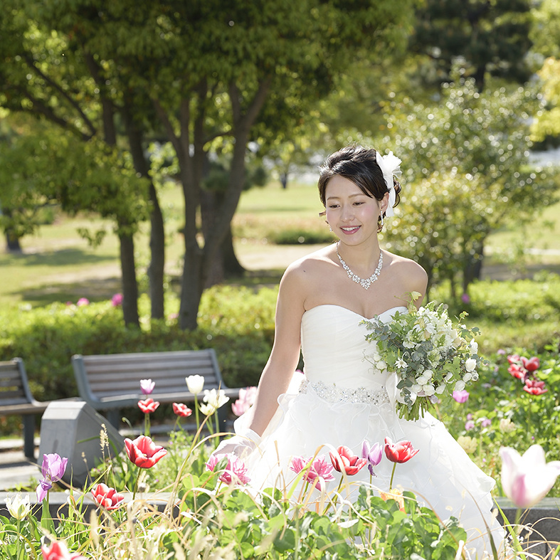 YOKOHAMA WEDDING
